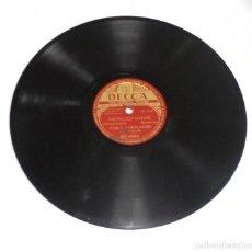 Discos de pizarra: DISCO PIZARRA. DECCA. RD 17757. PERDONAME / SIETE ESTRELLAS SOLITARIAS. Lote 161653786