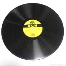 Discos de pizarra: DISCO PIZARRA. MGM. 8218. SIEMPRE SUEÑO CONTIGO / HAS NACIDO PARA MI. Lote 161749746
