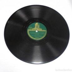 Discos de pizarra: DISCO PIZARRA. ODEON. 204312. TROMPETA BLUES Y CANTABILE / CONCIERTO PARA TROMPETA. Lote 161750370