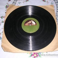 Discos de pizarra: DISCO GRAMOFONO IN A LITTLE ARDEN /ANY ICE TO DAY ,LADY?. Lote 162288402