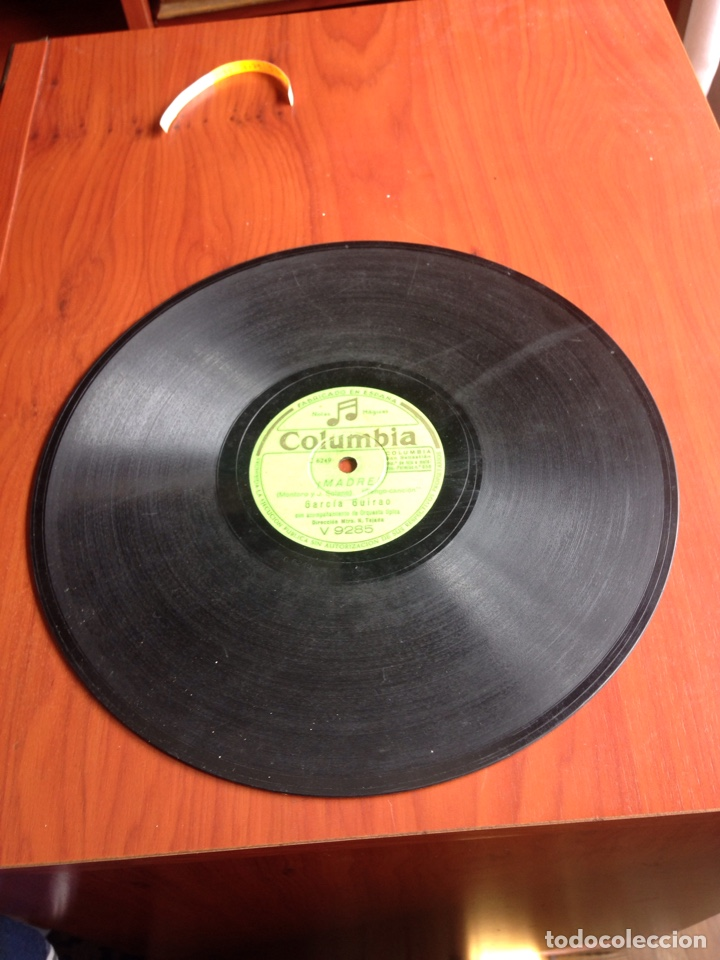 Discos de pizarra: Madre García guirao - Foto 2 - 162922549