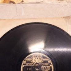 Discos de pizarra: NIÑA DE LA PUEBLA, LUÍS YANCE.. Lote 165679282