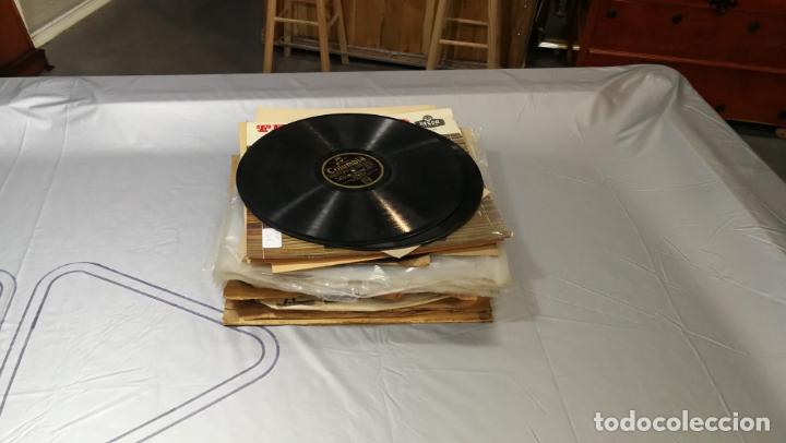 Discos de pizarra: GRAN LOTE DE 27 DISCOS DE PIZARRA VARIADOS, muy baratitos salen a 5e la unidad - Foto 8 - 165989630