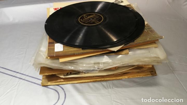 Discos de pizarra: GRAN LOTE DE 27 DISCOS DE PIZARRA VARIADOS, muy baratitos salen a 5e la unidad - Foto 9 - 165989630