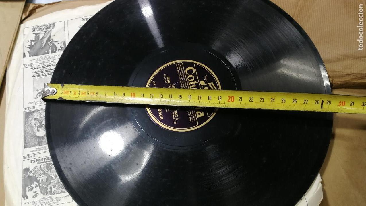 Discos de pizarra: GRAN LOTE DE 27 DISCOS DE PIZARRA VARIADOS, muy baratitos salen a 5e la unidad - Foto 5 - 165989630