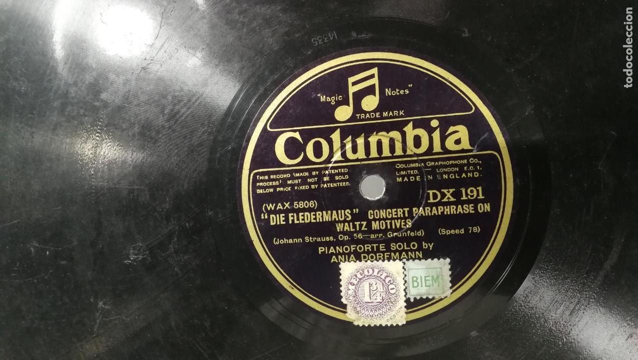 Discos de pizarra: GRAN LOTE DE 27 DISCOS DE PIZARRA VARIADOS, muy baratitos salen a 5e la unidad - Foto 21 - 165989630
