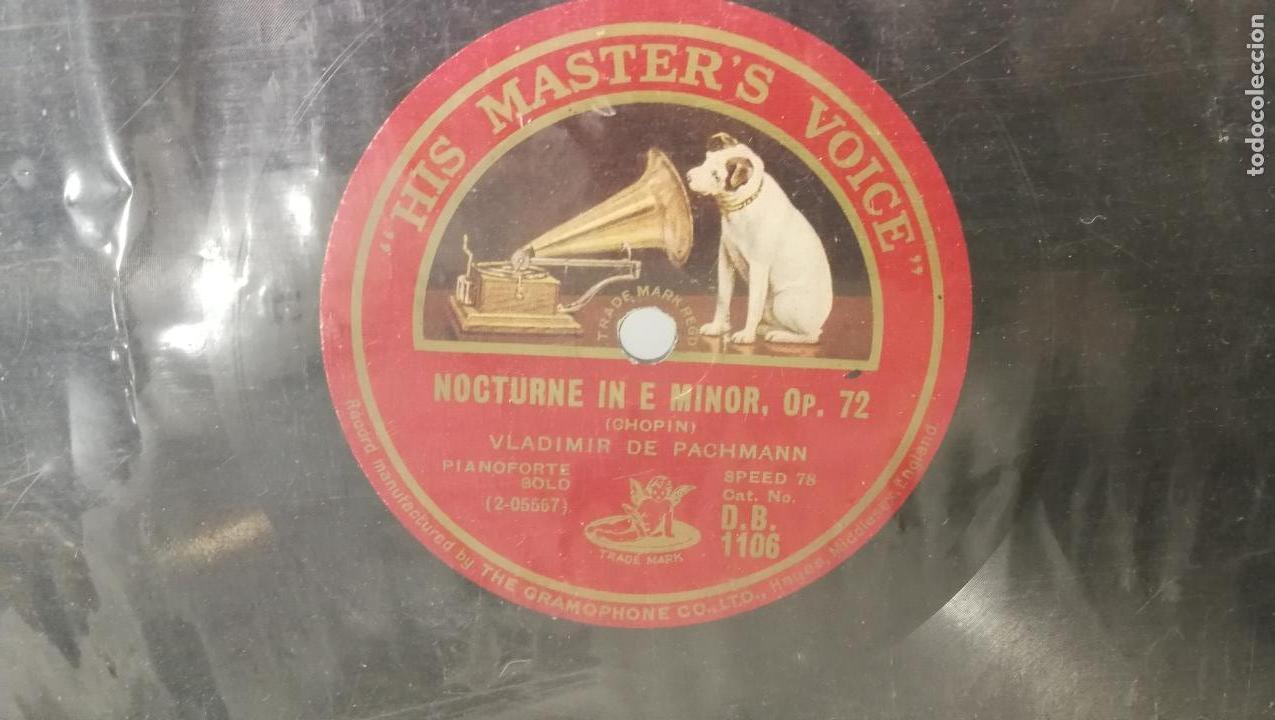Discos de pizarra: GRAN LOTE DE 27 DISCOS DE PIZARRA VARIADOS, muy baratitos salen a 5e la unidad - Foto 39 - 165989630