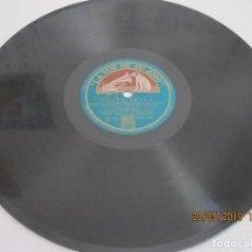 Discos de pizarra: DISCO DE PIZARRA LA FIESTA BRAVA GY 810. Lote 166127278