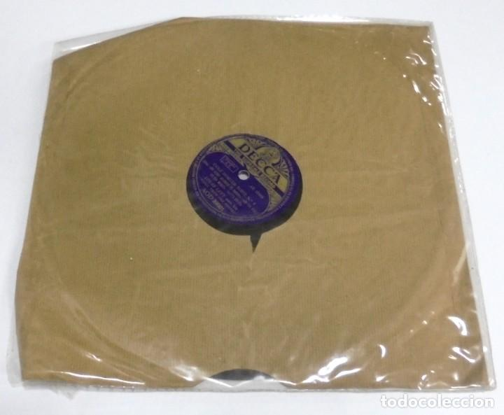 DISCO DE PIZARRA. DECCA. COLE PORTER SUITE Nº 3 / Nº 4 (Música - Discos - Pizarra - Otros estilos)