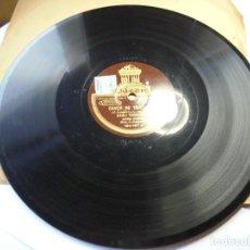 Discos de pizarra: MAGNIFICO ANTIGUO DISCO DE PIZARRA,CORPUS CANÇO CATALANA YCANÇO TRAGINES,EMILI VENDRELL. Lote 166301026