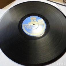 Discos de pizarra: MAGNIFICO ANTIGUO DISCO DE PIZARRA,LA NIÑA DE LA MANCHA,PERFUMADORAS Y MAZURCA,SOLO DE ORGANILLO. Lote 166303366