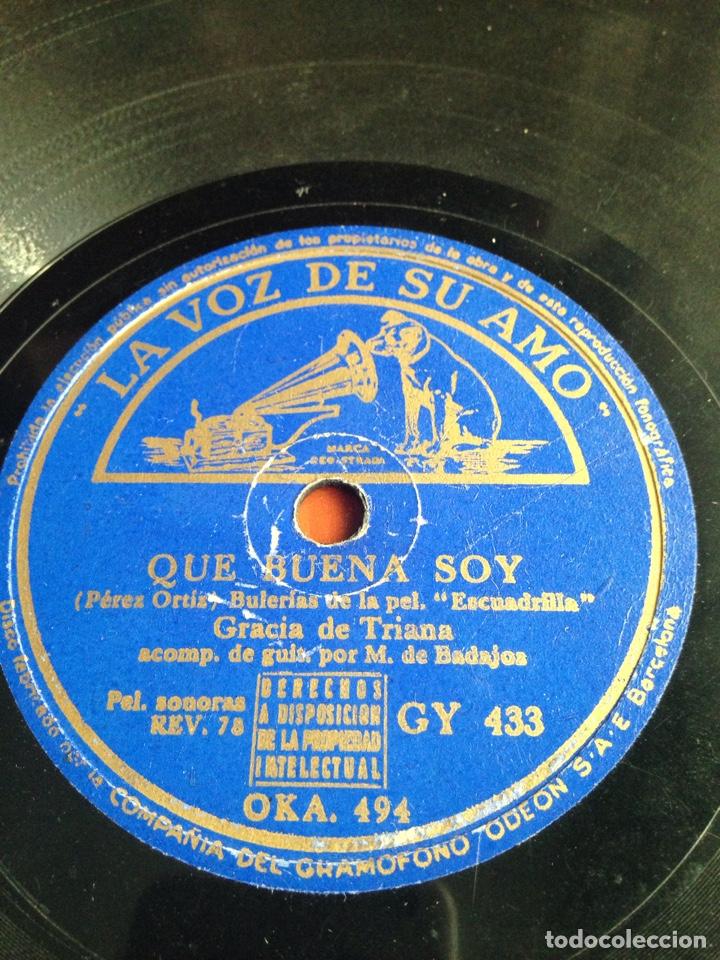 Discos de pizarra: Calvario gracia de Triana - Foto 4 - 166311065