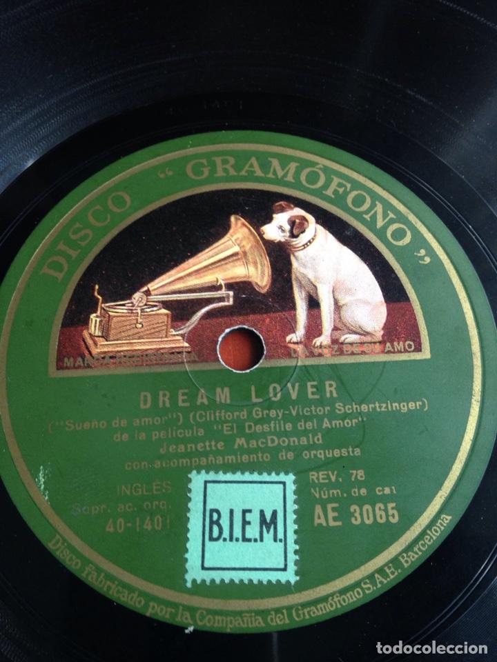 DREAM LOVER (Música - Discos - Pizarra - Bandas Sonoras y Actores )