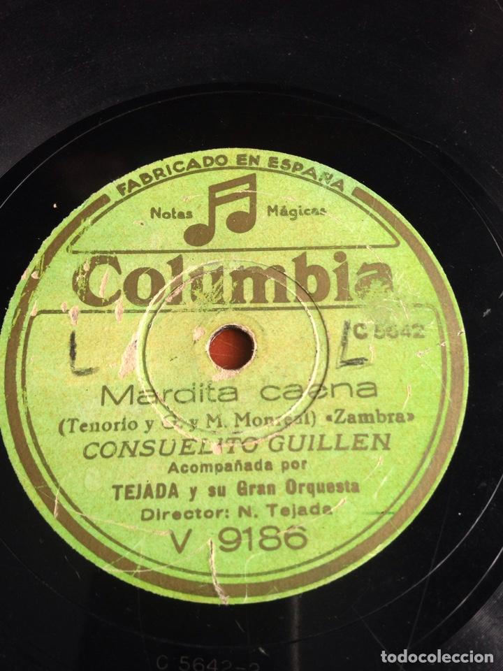 MARDITA CAENA CONSUELITO GUILLÉN (Música - Discos - Pizarra - Flamenco, Canción española y Cuplé)
