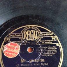 Discos de pizarra: MI GUAPITA ORQUESTA ALEXANDER. Lote 166426604