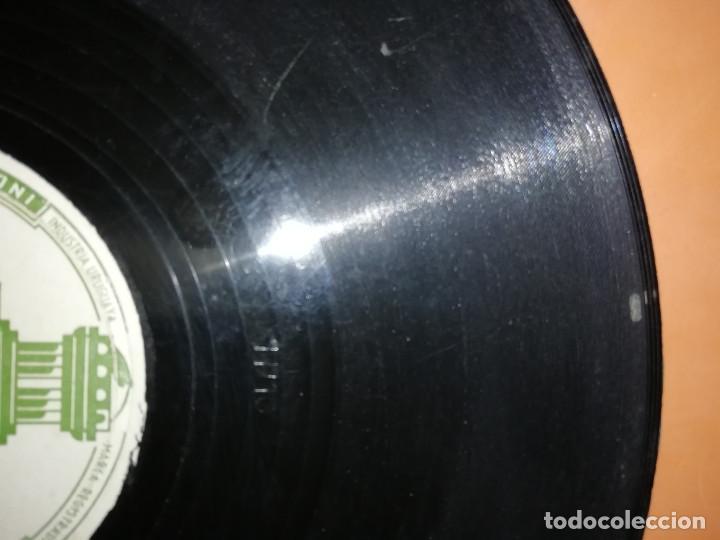 Discos de pizarra: DEMONIOS DA GAROA. SAMBA. DOS DISCOS PIZARRA. URUGUAY. ODEON 1957. RAROS. - Foto 11 - 168091088