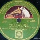 Discos de pizarra: DISCO 78 RPM - GRAMOFONO - ORQUESTA JAN GARBER - ORQUESTA EDDY DUCHIN - FILM - MGM - JAZZ - PIZARRA. Lote 168417340