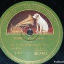 Discos de pizarra: DISCO 78 RPM - GRAMOFONO - ORQUESTA JACK HYLTON - RAMONA - BORNEO - WAYNE - DONALDSON - PIZARRA. Lote 168418252
