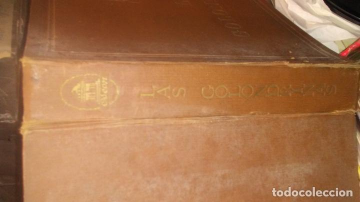 Discos de pizarra: LAS GOLONDRINAS ALBUM VACIO DE LA ZARZUELA - Foto 11 - 168496012