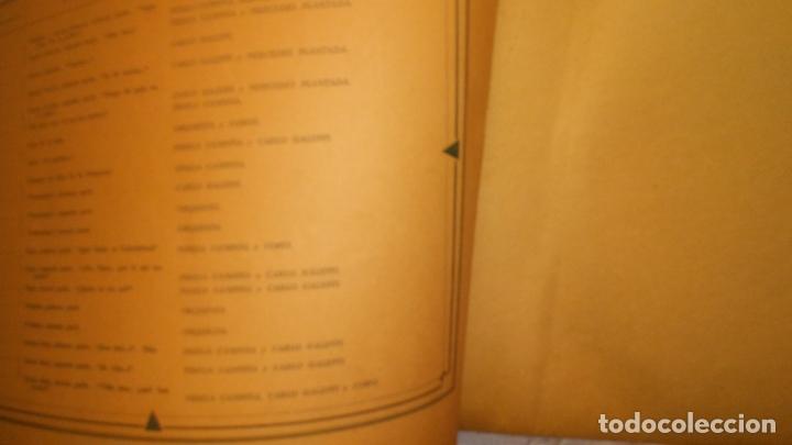 Discos de pizarra: LAS GOLONDRINAS ALBUM VACIO DE LA ZARZUELA - Foto 12 - 168496012
