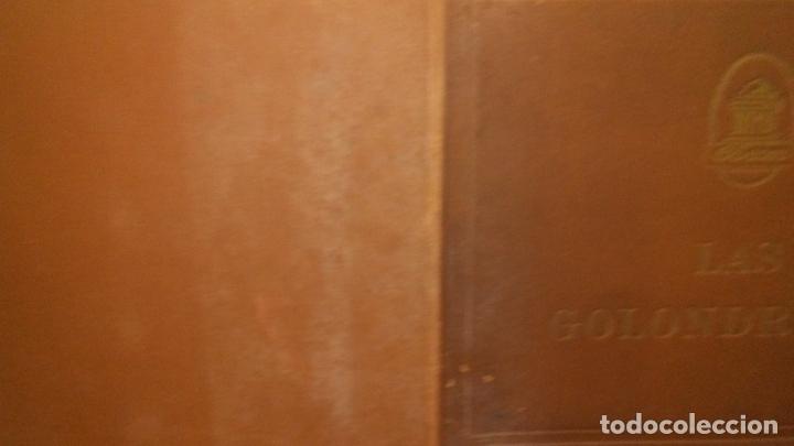Discos de pizarra: LAS GOLONDRINAS ALBUM VACIO DE LA ZARZUELA - Foto 16 - 168496012