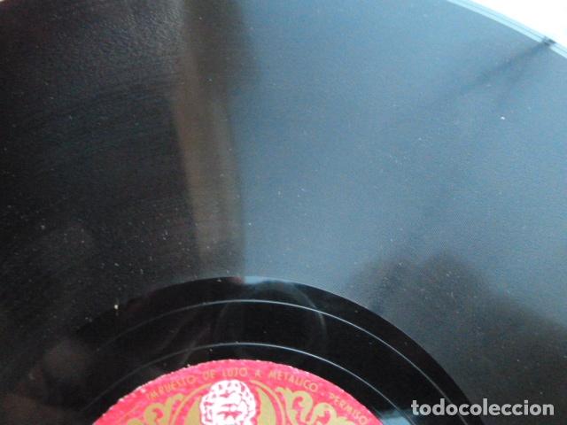 Discos de pizarra: PAUL WHITHEMAN -RHADSODY IN BLUE -PART 1.-2 DISCOS DE PIZARRA 78 RPM - Foto 8 - 168526356