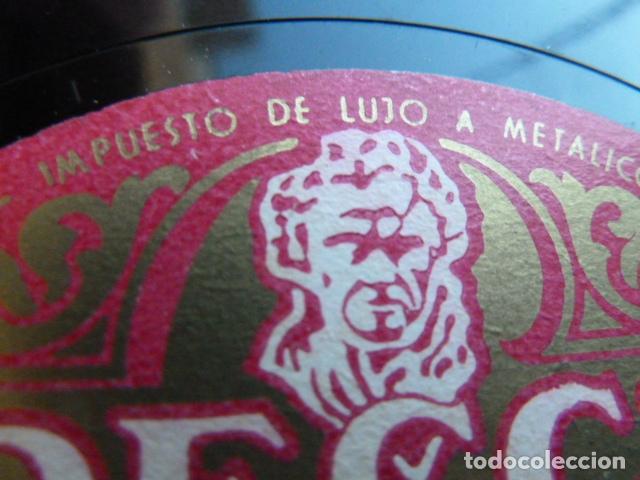 Discos de pizarra: PAUL WHITHEMAN -RHADSODY IN BLUE -PART 1.-2 DISCOS DE PIZARRA 78 RPM - Foto 10 - 168526356
