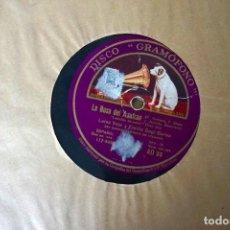 Discos de pizarra: DISCOS DE PIZARRA ANTIGUOS. Lote 168805692
