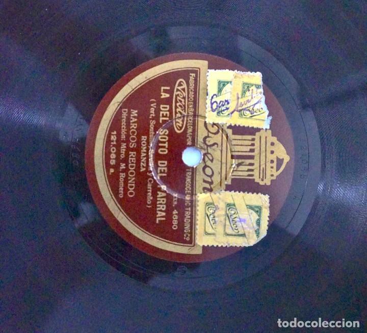 Discos de pizarra: discos de pizarra antiguos - Foto 3 - 168805692