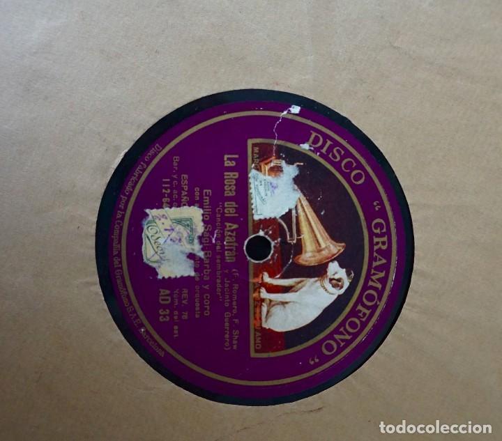 Discos de pizarra: discos de pizarra antiguos - Foto 4 - 168805692