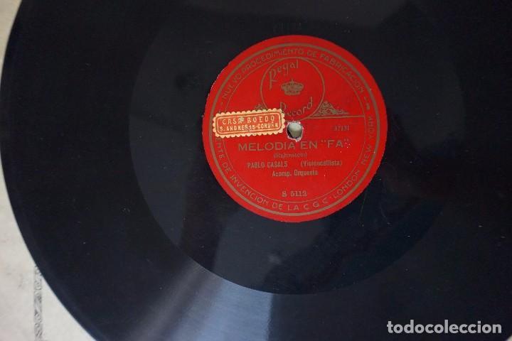 Discos de pizarra: discos de pizarra antiguos - Foto 7 - 168805692