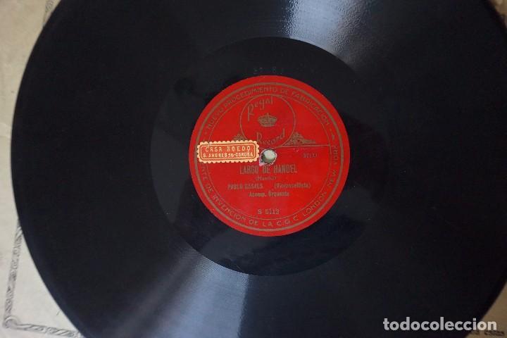 Discos de pizarra: discos de pizarra antiguos - Foto 8 - 168805692