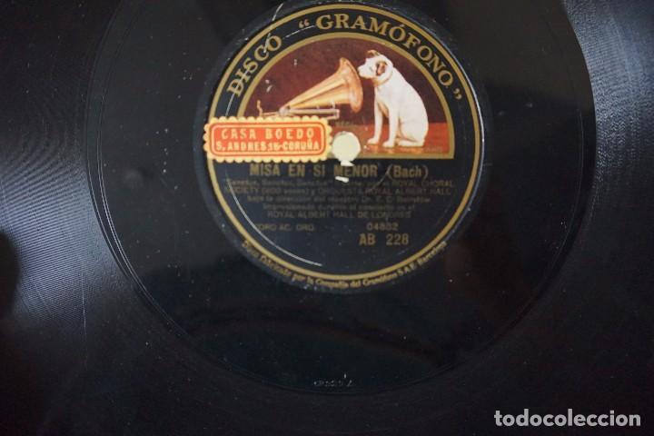 Discos de pizarra: discos de pizarra antiguos - Foto 9 - 168805692