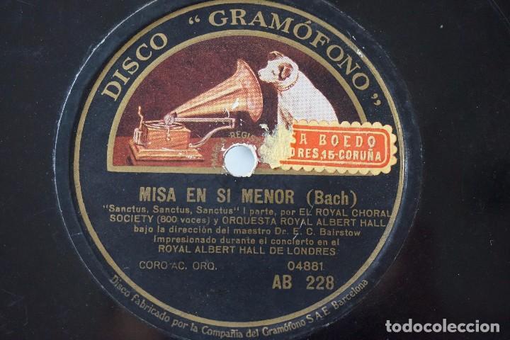 Discos de pizarra: discos de pizarra antiguos - Foto 10 - 168805692