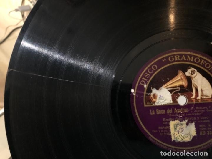 Discos de pizarra: discos de pizarra antiguos - Foto 13 - 168805692