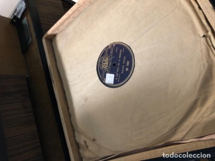Discos de pizarra: discos de pizarra antiguos - Foto 15 - 168805692