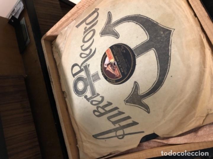 Discos de pizarra: discos de pizarra antiguos - Foto 16 - 168805692