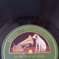 Discos de pizarra: DISCO 78 RPM - GRAMOFONO - ORQUESTA JACK HYLTON - FILM - EL REY DEL JAZZ - FOXTROT - PIZARRA. Lote 169292184