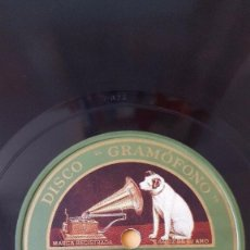 Discos de pizarra: DISCO 78 RPM - GRAMOFONO - ORQUESTA WARING´S PENNSYLVANIANS - TOGETHER - CHARLESTON - PIZARRA. Lote 169432660