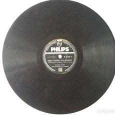 Discos de pizarra: L.P. DE PIZARRA. ALGÚN DÍA. ( SOME DAY) Y DEBE HABER UNA RAZÓN, DE FRANKIE LAINE. VER LAS FOTOS.3. Lote 170464852