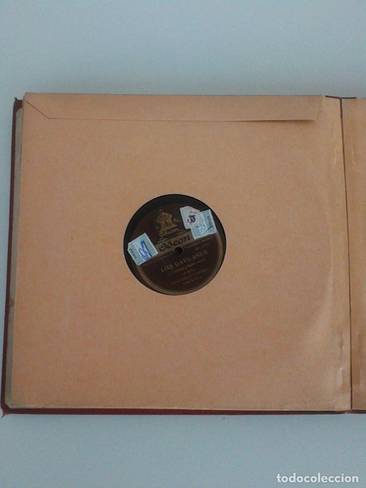 Discos de pizarra: ALBUM COMPLETO, 12 DISCOS DE PIZARRA. ODEON, GRAMOFONO, PARLOPHON. ZARZUELA, VALS, MILONGA, FOXTROT. - Foto 20 - 170900935