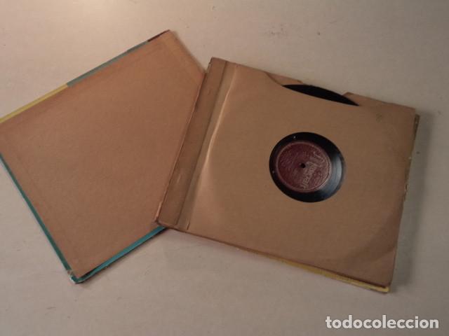 Discos de pizarra: ÁLBUM CON 5 DISCOS 78 RPM NEGRO SINFUL SONGS SUNG BY LEAD BELLY - USA - Foto 2 - 171106839