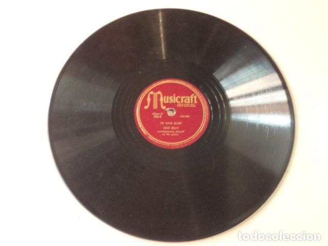 Discos de pizarra: ÁLBUM CON 5 DISCOS 78 RPM NEGRO SINFUL SONGS SUNG BY LEAD BELLY - USA - Foto 8 - 171106839