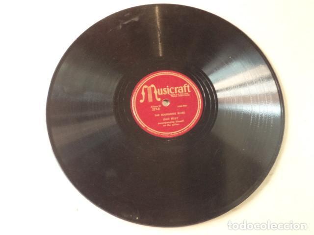 Discos de pizarra: ÁLBUM CON 5 DISCOS 78 RPM NEGRO SINFUL SONGS SUNG BY LEAD BELLY - USA - Foto 10 - 171106839