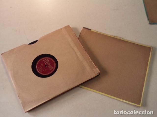 Discos de pizarra: ÁLBUM CON 5 DISCOS 78 RPM NEGRO SINFUL SONGS SUNG BY LEAD BELLY - USA - Foto 11 - 171106839