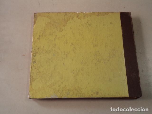 Discos de pizarra: ÁLBUM CON 5 DISCOS 78 RPM NEGRO SINFUL SONGS SUNG BY LEAD BELLY - USA - Foto 12 - 171106839