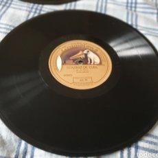 Discos de pizarra: DISCO 78 RPM ANTONIO POZO MOCHUELO. Lote 171811898