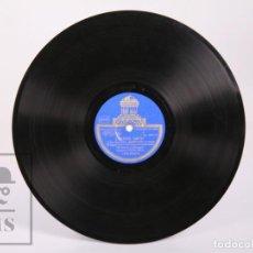 Discos de pizarra: DISCO PIEDRA / PIZARRA - ÉXITOS UFA. SELECCIÓN. ORQUESTA DAJOS BELA - ODEON. Lote 171978455