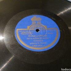 Discos de pizarra: DISCO 78 RPM GUERRITA. Lote 171988804