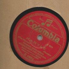 Discos de pizarra: CONJUNTO TÍPICO CUBANO: KARYLE + SABROSO MAMBO. Lote 172148762
